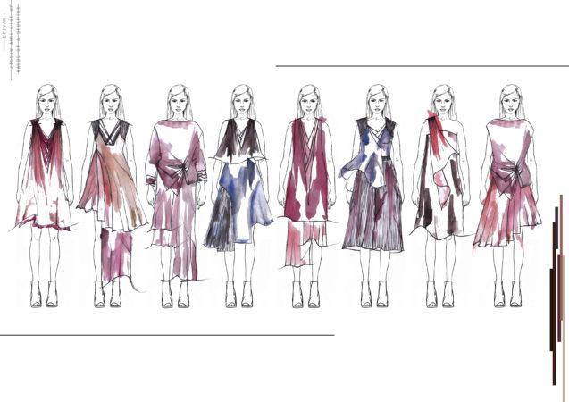 Ba Hons Fashion Design And Technology Womenswear Manchester Fashion Institute