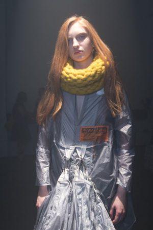 Megan Evans Graduate Fashion Week